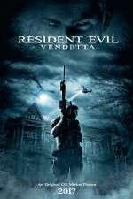 Resident Evil: Vendetta 123movies