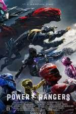Power Rangers 123movies
