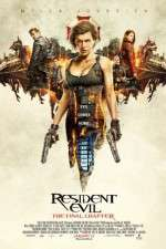 Resident Evil: The Final Chapter 123movies