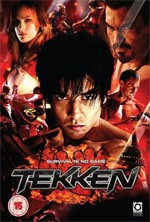 觀看 Tekken 123movies