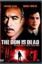 The Don Is Dead 123movies