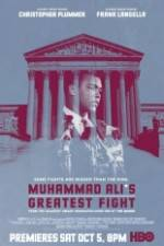 Muhammad Ali's Greatest Fight 123movies.online