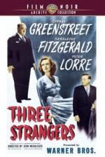 Three Strangers 123movies