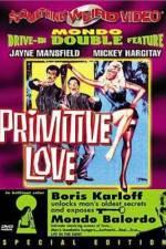 L'amore primitivo 123movies