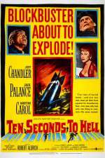 Ten Seconds to Hell 123movies