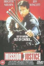 Mission of Justice 123movies