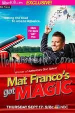 Mat Franco's Got Magic 123movies
