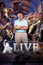 David Attenborough\'s Natural History Museum Alive 123movies.online