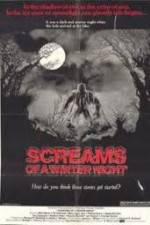 Screams of a Winter Night 123movies