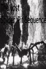 The Lost Spider Pit Sequence 123movies