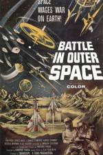 Battle in Outer Space 123movies