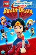 Lego DC Super Hero Girls: Brain Drain 123movies