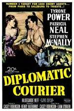 Diplomatic Courier 123movies