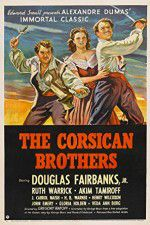 The Corsican Brothers 123movies