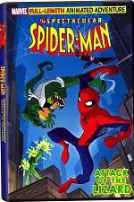 The Spectacular Spider-Man: Attack of the Lizard 123movies