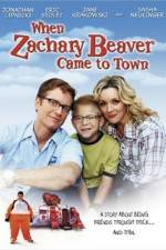 When Zachary Beaver Came to Town 123movies
