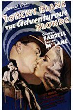 The Adventurous Blonde 123moviess.online