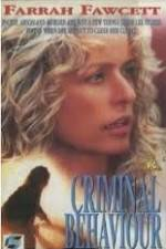 Criminal Behavior 123movies