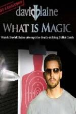 দেখুন David Blaine What Is Magic 123movies