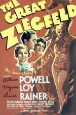 കാണുക The Great Ziegfeld 123movies