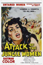 Attack of the Jungle Women 123movies