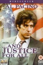 Watch And Justice for All 123movies
