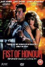 Fist of Honor 123movies