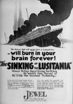 చూడండి The Sinking of the \'Lusitania\' 123movies