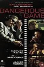 Dangerous Game 123movies