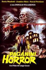 Paganini Horror 123movies