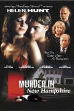 Murder in New Hampshire: The Pamela Wojas Smart Story 123movies