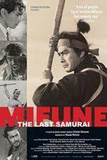 Mifune The Last Samurai 123movies