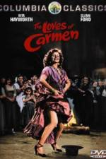 The Loves of Carmen 123movies