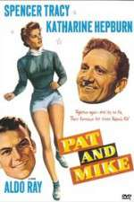 Pat and Mike 123movies