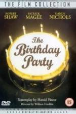The Birthday Party 123movies