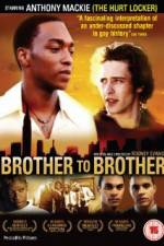 Brother to Brother 123movies