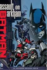 Batman: Assault on Arkham 123movies