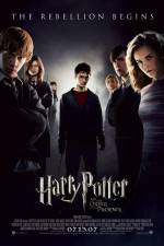 Harry Potter and the Order of the Phoenix 123movies