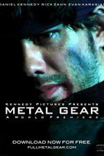 Metal Gear 123movies