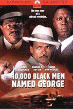 10,000 Black Men Named George 123movies