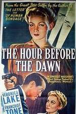 The Hour Before the Dawn 123movies