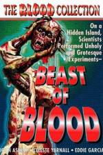 Beast of Blood 123movies
