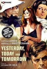 Yesterday, Today and Tomorrow 123movies