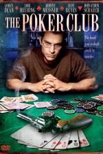 The Poker Club 123movies