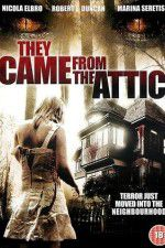 They Came from the Attic 123movies