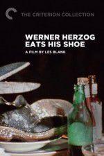 Werner Herzog Eats His Shoe 123movies