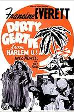 Dirty Gertie from Harlem USA 123movies