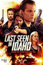 Last Seen in Idaho 123moviess.online
