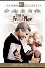 Return to Peyton Place 123movies