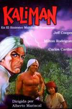 Kaliman in the Sinister World of Humanon 123movies